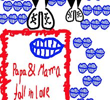 Papa Mama fall in love again by Fathers