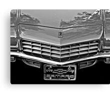Automotive Extravaganza ~ Part One Canvas Print