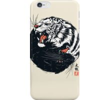 Tachi Tiger iPhone Case/Skin