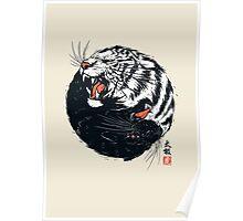Tachi Tiger Poster