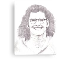 My Mom Canvas Print