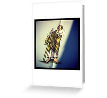 San Judas Greeting Card