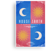 House Tarth Canvas Print