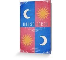 House Tarth Greeting Card