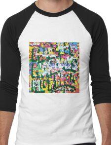 Happy Mondays - Thrills Pills n' Bellyaches Rocketted Men's Baseball ¾ T-Shirt