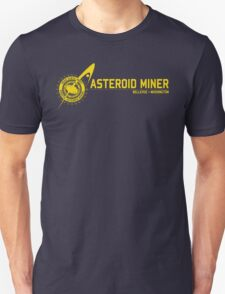 Asteroid Miner T-Shirt