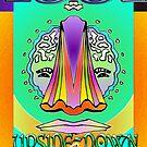 Upside-Down Artwork and Masg Art by internationally acclaimed artist L. R. Emerson II.  by L R Emerson II