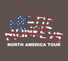 Arctic Monkeys - North America Tour by Ollie Vanes