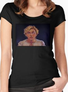 Just Guybrush! (Monkey Island 1) Women's Fitted Scoop T-Shirt
