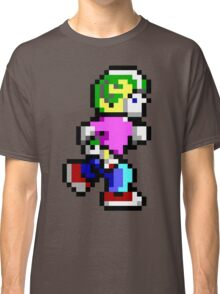 Commander Keen Pixel Style- Retro DOS game fan items! Classic T-Shirt