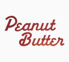 Peanut Butter Kids Tee