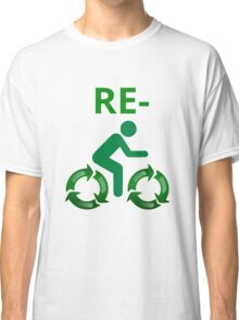 Re-cycle Classic T-Shirt