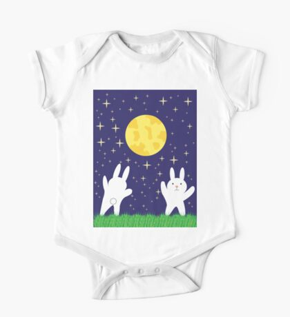 Moon Bunnies Kids Clothes