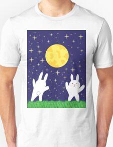 Moon Bunnies T-Shirt
