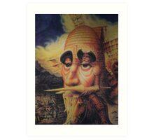 Surrealism III - Surrealismo Art Print