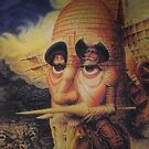 Surrealism III - Surrealismo by Bernhard Matejka