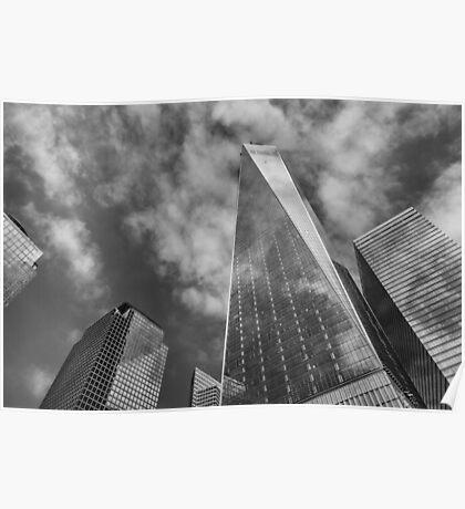 One World Trade Center, New York City Poster