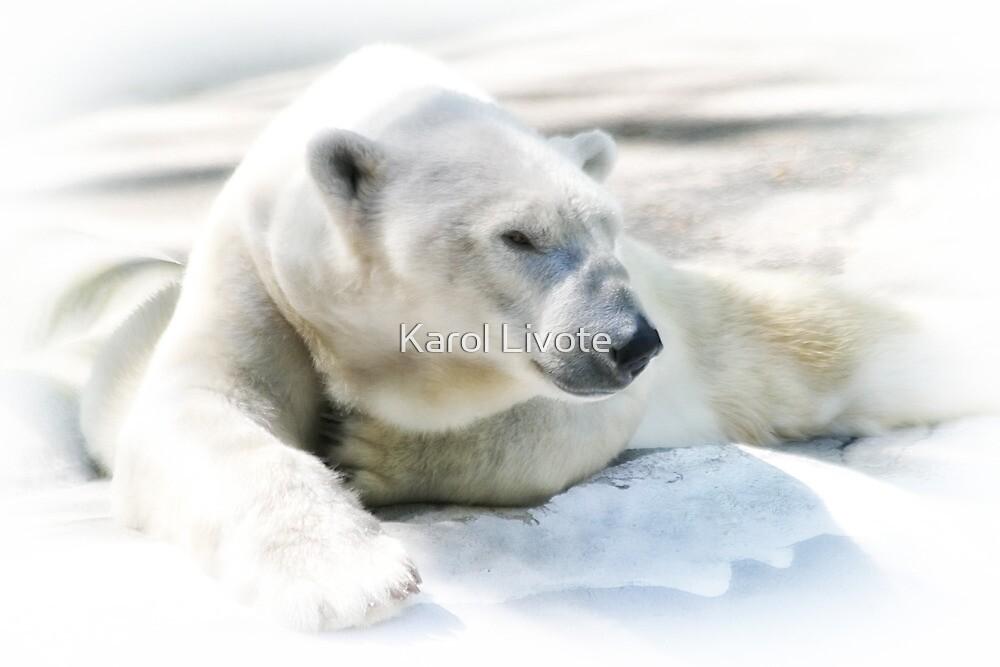 Resting by Karol Livote