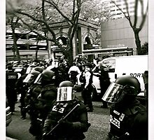Occupy Portland by Jacob Johnson