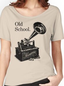 Old OLD School Women's Relaxed Fit T-Shirt