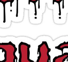 Coffin Squad Drippin' Sticker