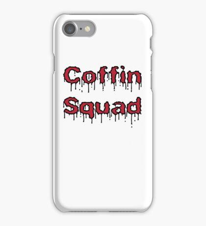 Coffin Squad Drippin' iPhone Case/Skin