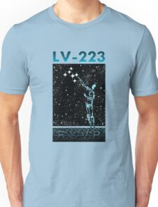 LV-223 INVITATION Unisex T-Shirt