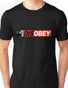 DISOBEY 2 Unisex T-Shirt