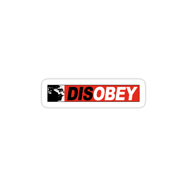 DISOBEY 2 by Yago