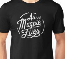 As the Magpie Flies Unisex T-Shirt