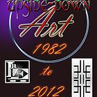 Upside-Down Artwork, and Drawing and Masg Art by internationally acclaimed artist L. R. Emerson II.  by Upside-Down-Art