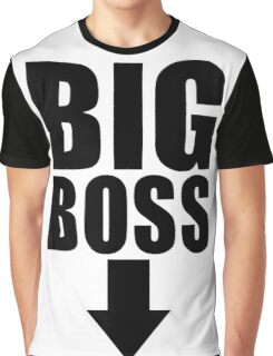 Big Boss Graphic T-Shirt