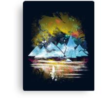 iceland islands Canvas Print