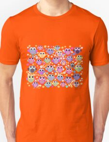 owls & blossoms T-Shirt