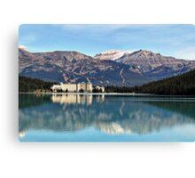 Lake Louise Canada Canvas Print