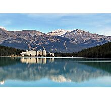 Lake Louise Canada Photographic Print