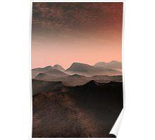 Bryce Landscape Poster