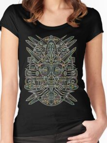 Wushi Warrior Women's Fitted Scoop T-Shirt