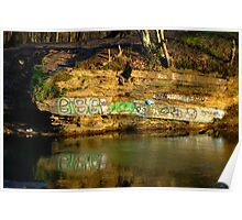 Graffiti art? Poster
