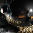 night guard  by Mariusz Zawadzki