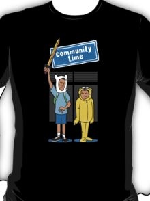 Community Time! T-Shirt