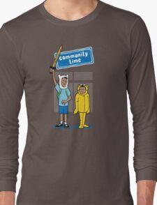 Community Time! Long Sleeve T-Shirt
