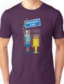 Community Time! Unisex T-Shirt