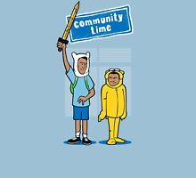 Community Time! Unisex T-Shirt