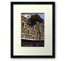 World Cruise 1972 Framed Print