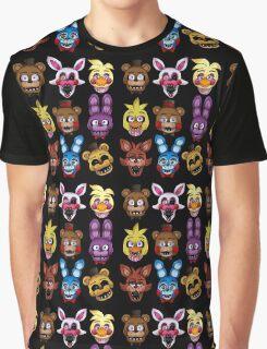 Five Nights Graphic T-Shirt