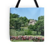Remote farmhouse, Tuscany, Italy  Tote Bag