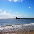 The Sun; She Shines 'Pon Lowestoft! by DCLehnsherr