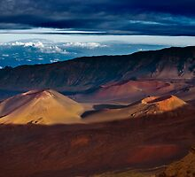 Haleakala Crater by Alex Preiss