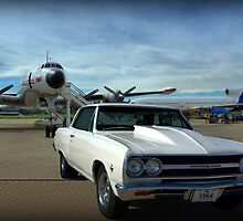 1964 Chevelle SS 327 by TeeMack
